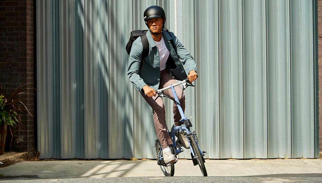 brompton bicycle