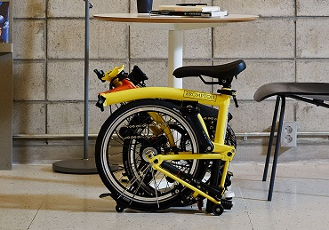 BROMPTON X LINE FRIENDS - SALLY SPECIAL EDITION